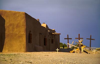 Abiquiu Village Chapel