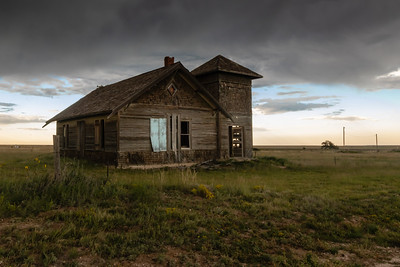 Old House in New Mexico