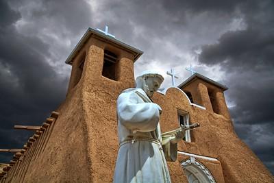 St. Francis Chapel, Ranchos De Taos