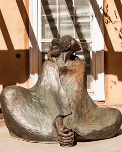 Sculpture in Santa Fe