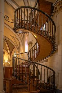 Miraculous Staircase, Santa Fe