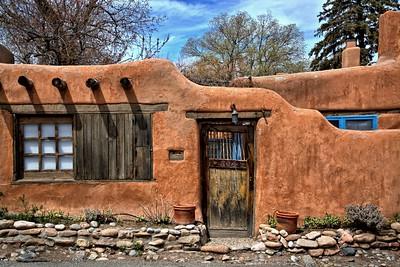 Adobe Home, Santa Fe