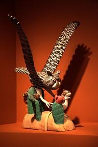 Owl Sculpture, Santa Fe