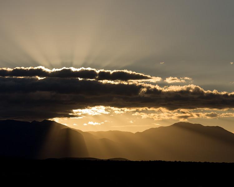Rising Sun, Taos County, NM