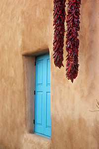 Window and Ristras