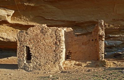 Pueblito. Chaco Canyon National Park, New Mexico