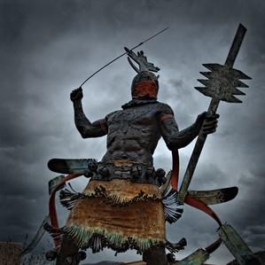 Apache Warrior, Santa Fe