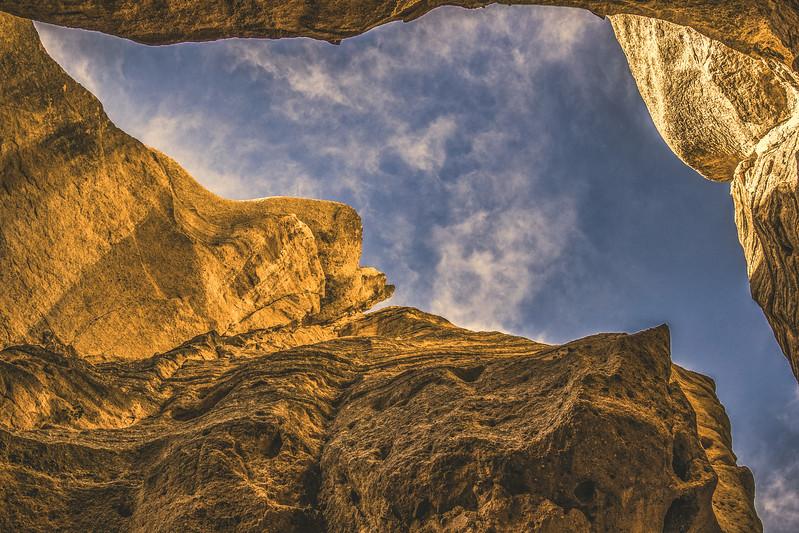 Tent Rocks New Mexcio