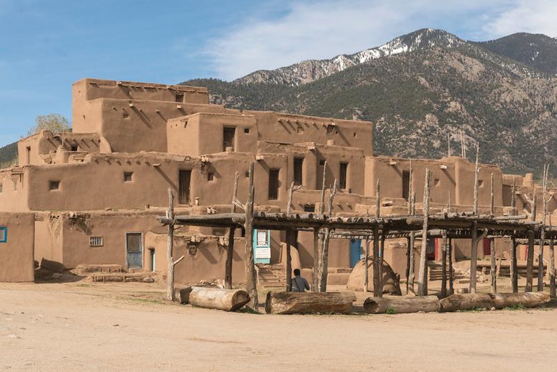 Taos, Pueblo