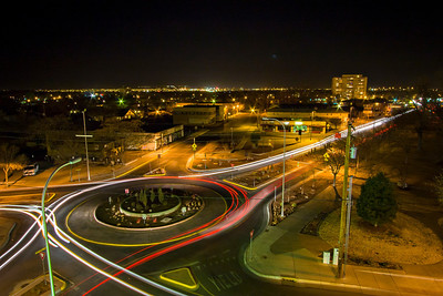 Downtown Albuquerque, New Mexico.  Photo by Kyle Spradley | www.kspradleyphoto.com