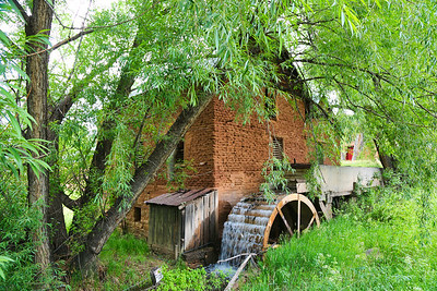 Grist Mill at Salman Ranch
