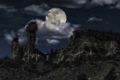 Chimney Rock, Ghost Ranch