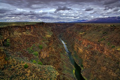 Rio Grande Gorge, Taos