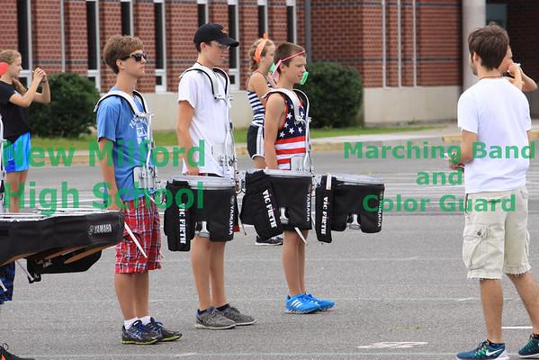 band Camp Day 2 2014-15
