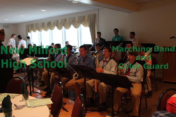 NMHS Bands Banquet 2015
