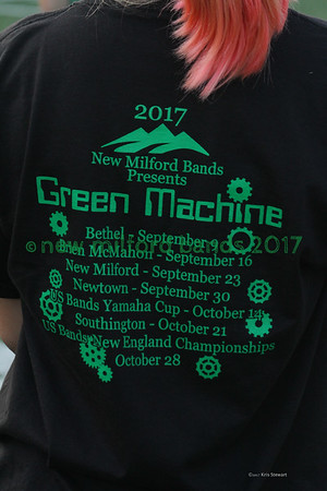 Green Machine Preview Show