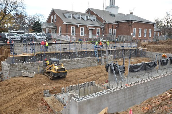 New Milford, NJ Police Department New Headquarters Project