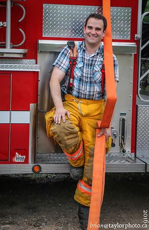 New Minas Fire training Night, June 29, 2016