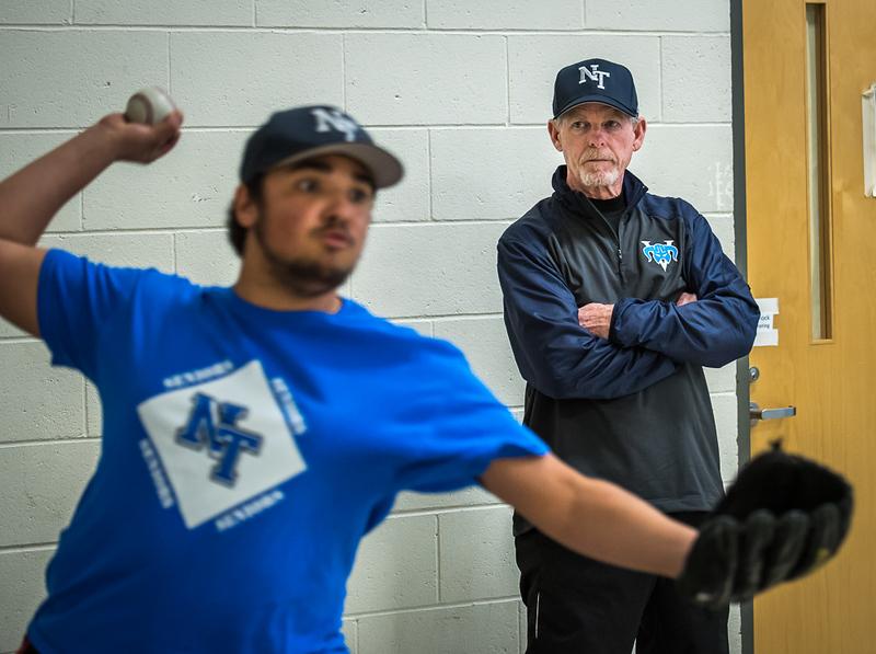 New Baseball Coach at Nashoba Tech, Westford