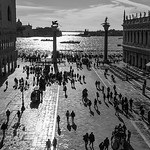 Place San Marco  -  Venice  -  Venise