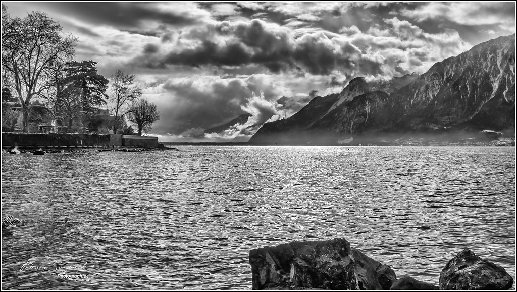 la Tour de Peilz  -Genova Lake  - Swiss
