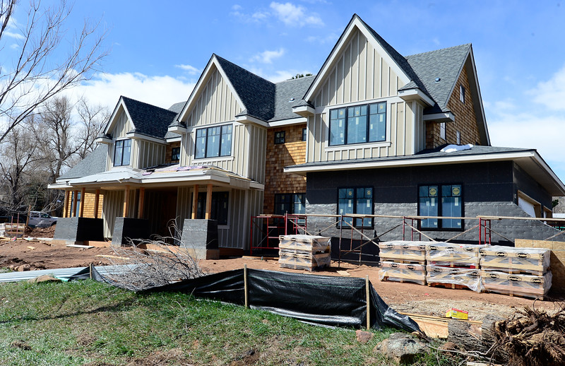 North Boulder New Homes