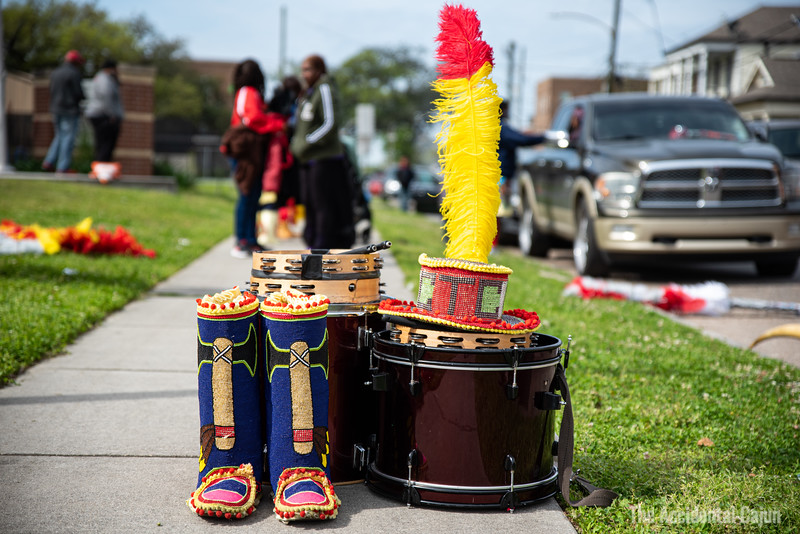 Boots and Drums