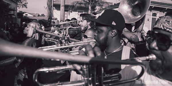 TBC Brass Band, 2019-11-7, 5x10 Panoramic