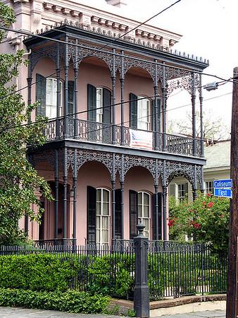 New Orleans & Atlanta March 2007