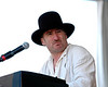 Jon Cleary performs at the New Orleans Jazz & Heritage Festival on April 28, 2007.