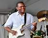 Robert Cray performing live at the New Orleans Jazz & Heritage Festival on April 26,2009.
