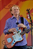 NEW ORLEANS, LA-APRIL 27: Al Jardine performs with The Beach Boys at the New Orleans Jazz & Heritage Festival in New Orleans, LA on April 27, 2012. (Photo by Clayton Call/Redferns)