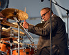 NEW ORLEANS, LA-April 29: Charles Heath performs with the Ramsey Lewis Electric Band at the New Orleans Jazz & Heritage Festival in New Orleans, LA on April 29, 2012. (Photo by Clayton Call/Redferns)