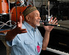 Eddie Bo performs at the New Orleans Jazz & Heritage Festival on April 29, 2006.