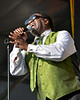 NEW ORLEANS, LA-APRIL 29: Al Green performs at the New Orleans Jazz & Heritage Festival in New Orleans, LA on April 29, 2012. (Photo by Clayton Call/Redferns)