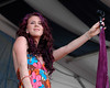 Joss Stone performs at the New Orleans Jazz & Heritage Festival on May 6, 2007.