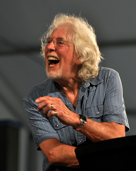 John Mayall performing at the New Orleans Jazz & Heritage Festival on May 2, 2009.