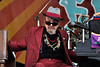 Dr. John performing at the New Orleans Jazz & Heritage Festival on May 2, 2009.