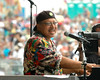 Art Neville performing a rare solo set at the New Orleans Jazz & Heritage Festival on May 2, 2008.