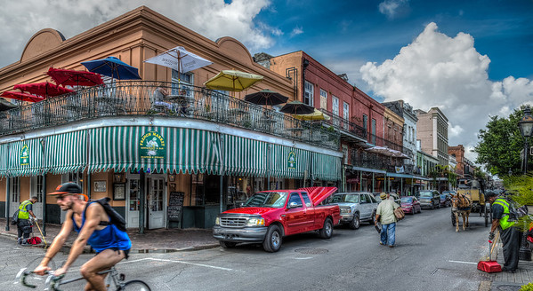 New Orleans, May 2014