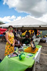 Freret Street Festival 2012; New Orleans, Louisiana