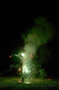 Friday Photo Of The Day: Holidays; TNT and Fireworks