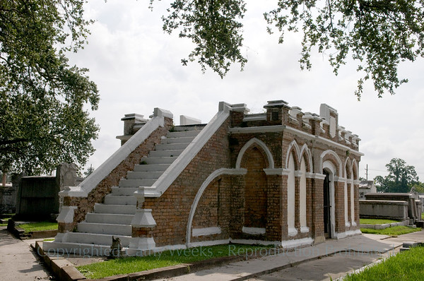 Masonic Cemetery of New Orleans