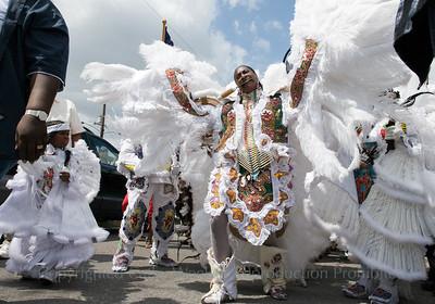 PHOTO OF THE DAY ~ Mardi Gras Indians; Mardi Gras Indians Super Sunday