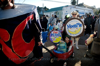 PHOTO OF THE DAY: Mardi Gras New Orleans; Krewe of Zulu