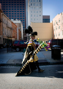 Monday Photo Of The Day: Mardi Gras New Orleans; Krewe of Zulu