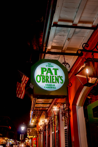 Historic Pat O'Brien's
