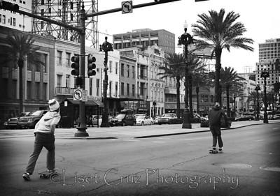 New Orleans, Louisiana.