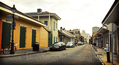 New Orleans, USA.  Liset Cruz Garcia