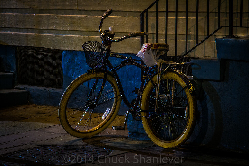 Night Bicycle 2